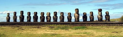 New wonder - Easter Island